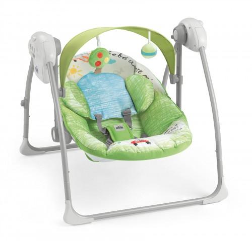 嬰兒自動電動搖籃