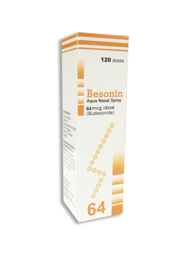 Synmosa Besonin Aqua Nasal Spray 過敏鼻炎噴霧