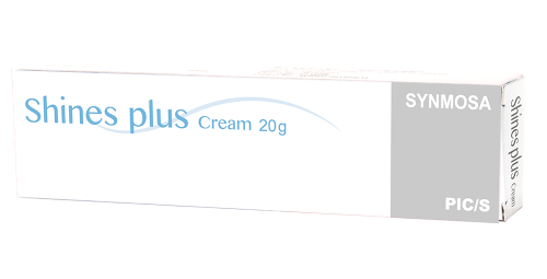 SYNMOSA Shines Plus Cream 淨白淡斑膏
