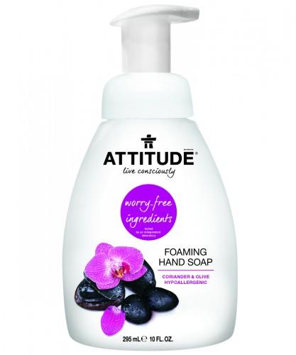 泡沫洗手液-芫茜和橄欖 (295ml)