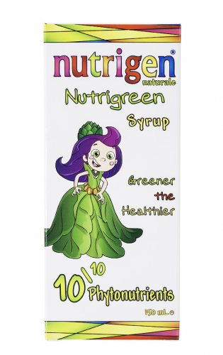 Nutrigreen Syrup